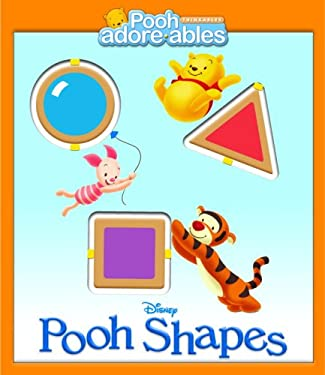 Pooh Shapes [With Spinnable Shapes] 9780736423762