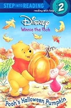 Pooh's Halloween Pumpkin: Disney Winnie the Pooh 9780736421607
