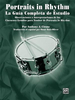 Portraits in Rhythm: (Spanish Language Edition) (Edicion En Espa Ol), Book [Libro] 9780739068151