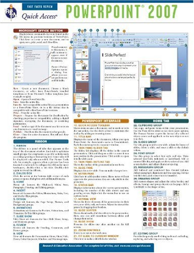 PowerPoint 2007 9780738607603