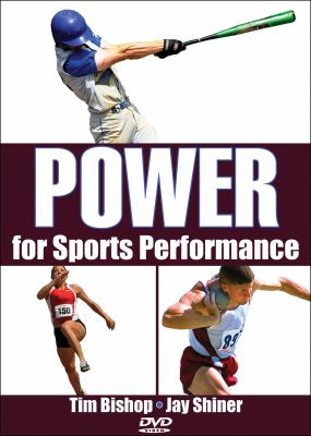 Power for Sports Performance DVD 9780736065283