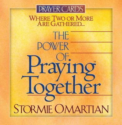 Power of Praying Together Prayer Cards 9780736910712