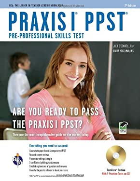 Praxis I PPST (Pre-Professional Skills Test): Testware Edition [With CDROM] 9780738608815