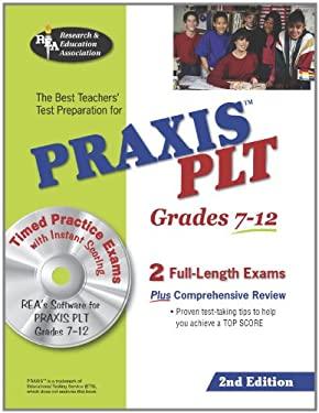Praxis PLT: Grades 7-12 [With CDROM] 9780738602332