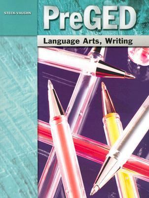 Steck-Vaughn Pre-GED: Student Edition Language Arts, Writing 9780739866962