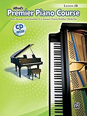 Premier Piano Course, Lesson 2B [With CD] 9780739041390