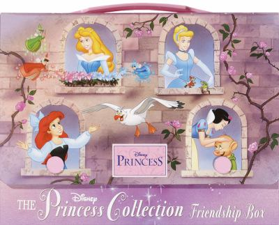 Princess Collection (Disney Princess) 9780736411387