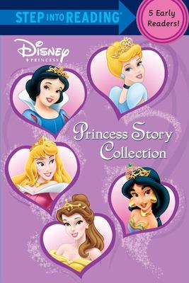 Princess Story Collection 9780736424868