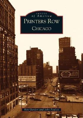Printer's Row, Chicago 9780738531748
