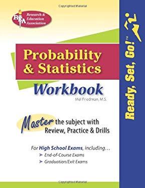Probability & Statistics Workbook 9780738604541