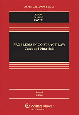 Problems in Contract Law: Cases and Materials, Seventh Edition 9780735598225