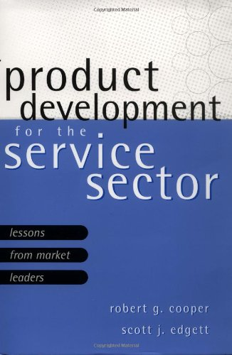 Product Development for the Service Sector 9780738201054