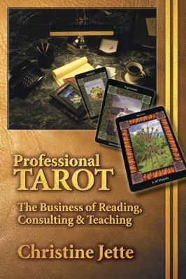 Professional Tarot: The Business of Reading, Consulting & Teaching 9780738702179