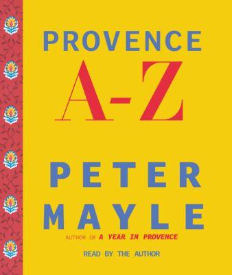 Provence A-Z 9780739340257