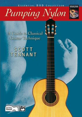 Pumping Nylon: A Guide to Classical Guitar Technique, DVD 9780739028445