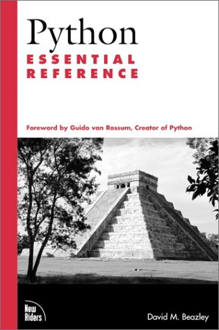Python Essential Reference 9780735709010