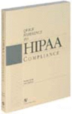 Quick Reference to Hipaa Compliance, 1999 9780735505001