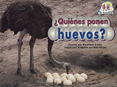 Quienes Ponen Huevos? 9780739807996