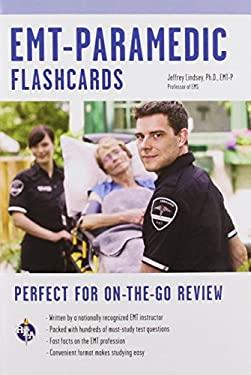 REA's Interactive Flashcards: EMT-Paramedic: Emergency Medical Technician-Paramedic Examination 9780738603537