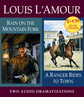 Rain on the Mountain Fork/A Ranger Rides to Town 9780739333815