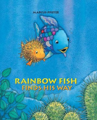 Rainbow Fish Finds His Way 9780735820852