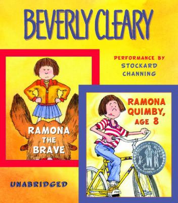 Ramona the Brave and Ramona Quimby, Age 8 9780739349144