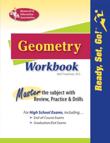 Geometry Workbook 9780738604534