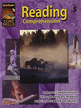 Steck-Vaughn Core Skills: Reading Comprehension: Student Edition Grade 5 Reading Comprehension 9780739857335