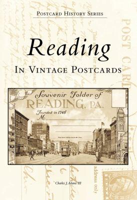 Reading in Vintage Postcards 9780738504797