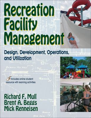 Recreation Faciltiy Management with Web Resource 9780736070027