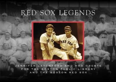 Red Sox Legends 9780738549798