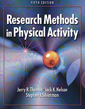 Research Methods in Physical Activity 9780736056205