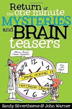 Return of the One-Minute Mysteries and Brain Teasers 9780736925235
