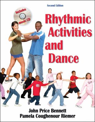 Rhythmic Activities and Dance [With Music CD] 9780736051484