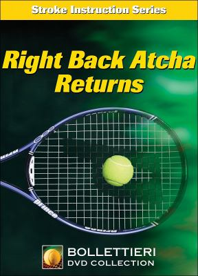 Right Back Atcha Returns DVD 9780736069946
