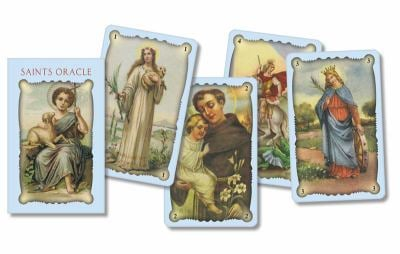Saints Oracle 9780738704531