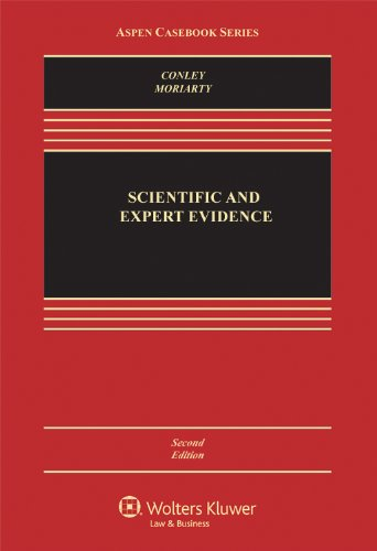 Scientific and Expert Evidence, Second Edition 9780735594463