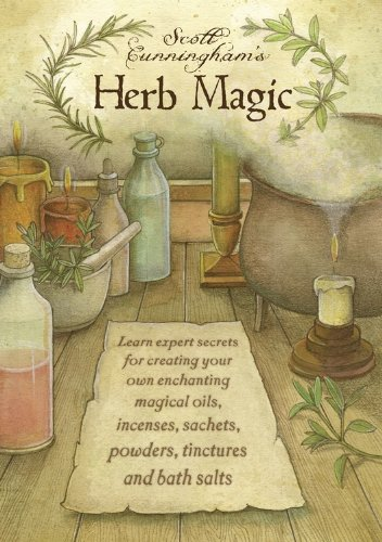 Scott Cunningham's Herb Magic 9780738722832