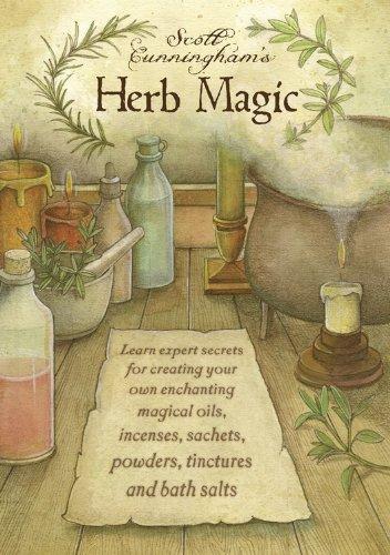 Scott Cunningham's Herb Magic