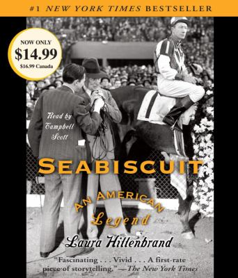 Seabiscuit: An American Legend 9780739370834