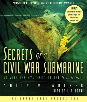 Secrets of a Civil War Submarine 9780739338940