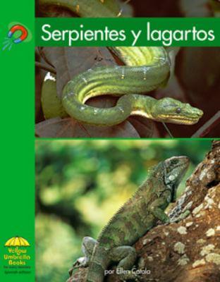 Serpientes y Lagartos 9780736841665