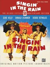 Singin' in the Rain: Piano/Vocal/Chords 2705563
