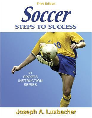 Soccer: Steps to Success 9780736054355