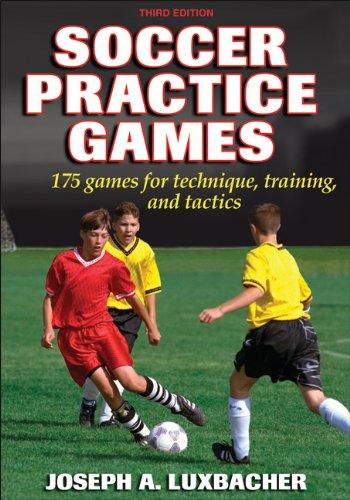 Soccer Practice Games 9780736083669