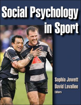 Social Psychology in Sport 9780736057806