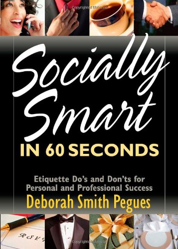 Socially Smart in 60 Seconds 9780736920506