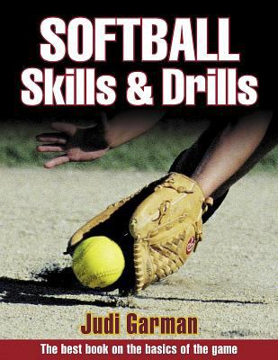 Softball Skills & Drills 9780736033640