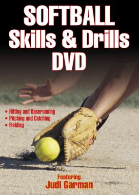 Softball Skills & Drills 9780736060257