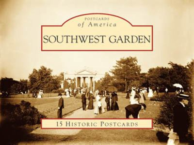 Southwest Garden: 15 Historic Postcards 9780738561448